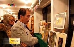 Triển lãm tranh của họa sĩ Việt Nam tại Ba Lan