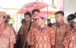 Indonesia trao trả ngư dân lớn nhất từ đầu năm đến nay