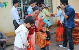 Kon Tum tặng quà Tết cho hộ chính sách, hộ nghèo