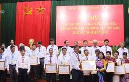 Trao bằng khen cho nông dân Việt Nam xuất sắc