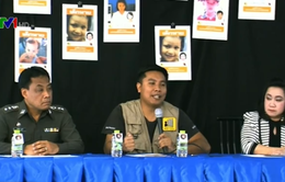 Hơn 400 trẻ em mất tích tại Thái Lan trong năm 2016