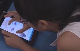 Đăng đơn thuốc của con lên Facebook cảnh báo trẻ nghiện smartphone