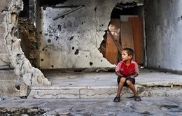 UNICEF: 2016 là năm tồi tệ nhất với trẻ em Syria
