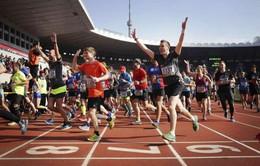 Gần 2.000 người tham gia chạy marathon tại Bình Nhưỡng, Triều Tiên