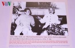 Khai mạc triển lãm về quan hệ Việt Nam – Lào ở Vientiane