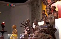 Triển lãm đồ gỗ sơn son thếp vàng tại Hà Nội