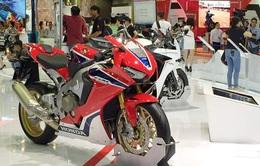 Khai mạc Triển lãm mô tô, xe máy Việt Nam lần thứ hai