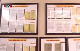 """Triển lãm bản đồ và trưng bày tư liệu """"Hoàng Sa - Trường Sa của Việt Nam – Những bằng chứng lịch sử và pháp lý"""""""