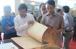 Khai mạc triển lãm Hoàng Sa và Trường Sa tại Quảng Trị