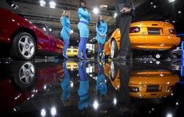 Những hoài nghi về tương lai của các triển lãm ô tô