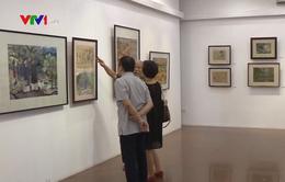 Triển lãm tranh kỷ niệm 100 năm ngày sinh họa sĩ Tạ Thúc Bình