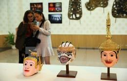 """Triển lãm """"Campuchia - Vương quốc văn hóa"""" tại Hà Nội"""