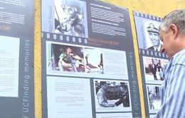 """Triển lãm """"Tìm lại ký ức"""" tái hiện cuộc chiến đấu của quân và dân Hà Nội - Hải Phòng"""