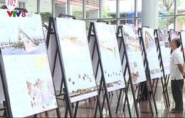 Triển lãm ý tưởng quy hoạch Quảng trường Trung tâm Đà Nẵng