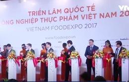 Triển lãm ngành công nghiệp thực phẩm Việt Nam 2017