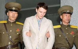 Triều Tiên thả sinh viên Mỹ