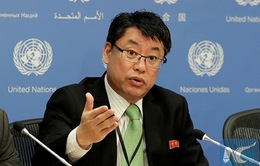 Triều Tiên thề tăng sức mạnh hạt nhân nếu Mỹ tăng sức ép