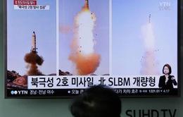 Hàn Quốc - Trung Quốc nhất trí áp dụng biện pháp mạnh đối với Triều Tiên