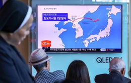 Nga khẳng định vụ Triều Tiên phóng tên lửa không phải mối đe dọa với nước này