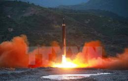 Nhật Bản diễn tập hệ thống cảnh báo tên lửa