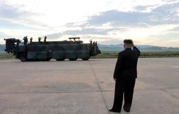 Triều Tiên di chuyển tên lửa khỏi cơ sở chế tạo ở Bình Nhưỡng