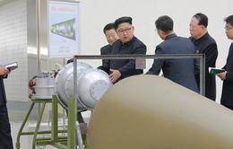 Triều Tiên khẳng định đã hoàn tất chương trình hạt nhân quốc gia