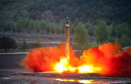Nhật, Mỹ, Hàn diễn tập chống tên lửa