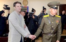 Triều Tiên khẳng định không tra tấn sinh viên Mỹ