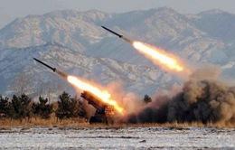 Dư luận quốc tế quan ngại về việc Triều Tiên thử tên lửa