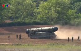 Quốc tế lên án vụ phóng tên lửa của Triều Tiên