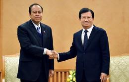 Thúc đẩy giao lưu nhân dân Việt Nam - Myanmar