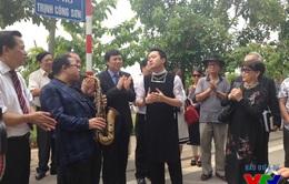 Hà Nội sẽ có thêm phố đi bộ Trịnh Công Sơn