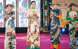 APEC 2017: Áo dài góp phần đưa văn hóa Việt đến gần hơn với bè bạn quốc tế