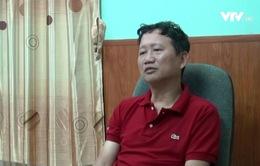 Ra lệnh tạm giam bị can Trịnh Xuân Thanh