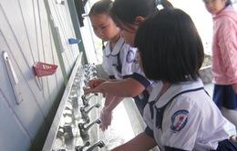TP.HCM phòng chống bệnh tay chân miệng cho học sinh