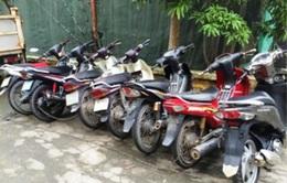 Bình Thuận bắt 2 đối tượng trộm xe máy