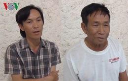 Kiên Giang: Bắt giữ 2 đối tượng trộm hơn 3 tấn gạch chì chắn tia phóng xạ