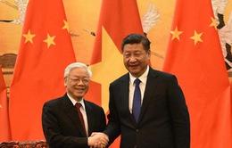 Tổng Bí thư Nguyễn Phú Trọng gửi điện cảm ơn ông Tập Cận Bình