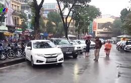 Hà Nội chính thức có bảng giá trông giữ ô tô, xe máy từ 1/1/2018