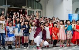 Trọng Hiếu bị hạ gục bởi các giọng hát nhí tại vòng sơ loại Vietnam Idol Kids