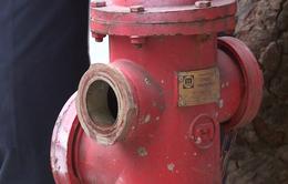 Hà Nội: Hàng trăm trụ nước chữa cháy không có nước