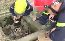 70% trụ nước chữa cháy tại Thanh Hòa mất tác dụng