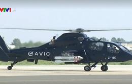 Trung Quốc: Trực thăng tấn công WZ-19 hoàn thành chuyến bay đầu tiên