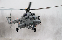 Rơi máy bay quân sự tại Ấn Độ, 7 người thiệt mạng