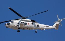 Trực thăng Nhật Bản bị mất liên lạc