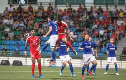 Than Quảng Ninh 4-5 Home United: Cơn ác mộng mang tên Plazibat