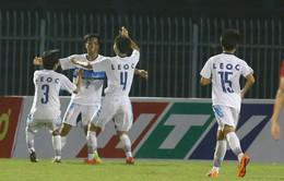 Giải U21 Quốc tế 2017, U21 Myanmar 0-5 U21 Yokohama: Chiến thắng thuyết phục dành cho U21 Yokohama