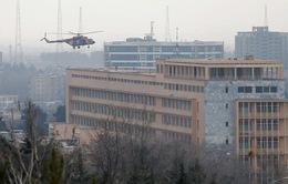IS tấn công bệnh viện quân đội Afghanistan