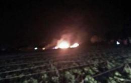 Trực thăng quân sự Algeria rơi, 5 người thiệt mạng