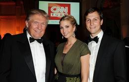Donald Trump chọn con rể làm cố vấn cấp cao